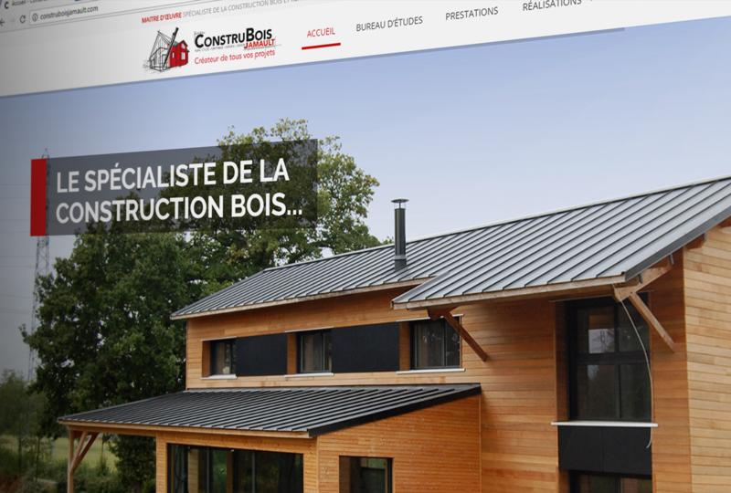 Construbois jamault studio resiliance