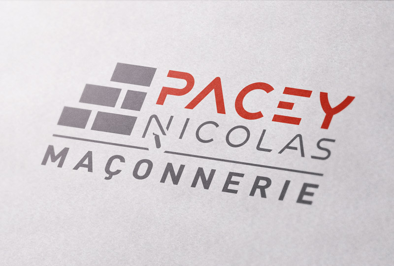 Logo Nicolas Pacey Maçonnerie