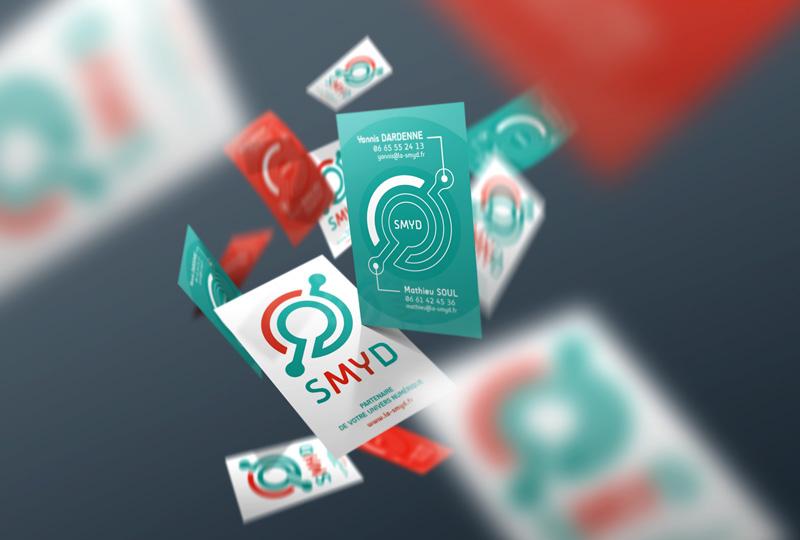 Cartes de visite SMYD