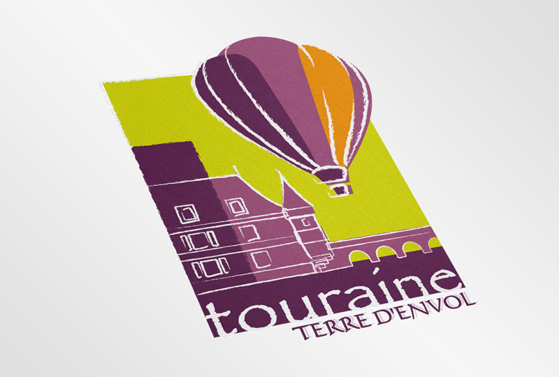 Logo Touraine Terre d'Envol