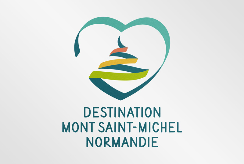 Logo Office de Tourisme Mont Saint-Michel - Normandie
