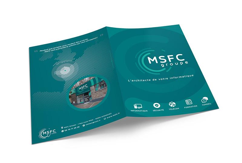 Chemise MSFC